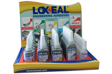 Mascoutech inc. in Longueuil: Engineernig adhesives de Loxeal