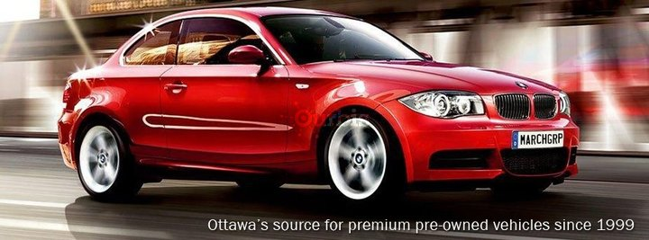 March Group Used Cars Ottawa