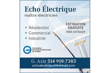 ECHO ELECTRIQUE