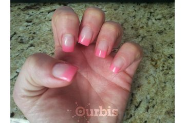 Bio Sculpture Gel Nails. UV Gel Nails. Manicure Pedicure. Waxing. Angles Royal Oak 263.3365 in Calgary: http://www.facebook.com/hansonnailtech