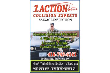 1st Action Collision