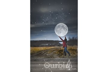 Eighty-Six Forest Photography in Barr Settlement: Catch the moon