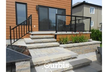 Les Entreprises Paysageres Olympique in Québec: Travaux de terrassement