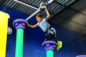 Air Riderz Trampoline Park in Mississauga: Safety of Kids