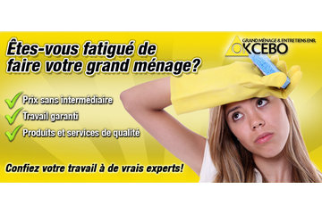 Okcebo Grand-Ménage & Entretiens à Beauharnois