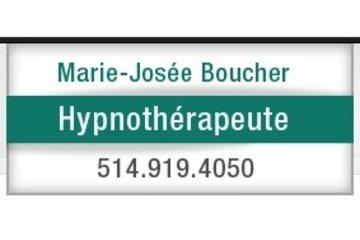 Hypnothérapeute Marie-Josée Boucher