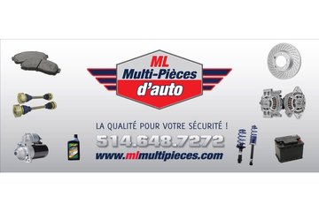 ML Multi-Pieces D'Auto