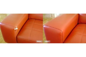 Fibrenew Levis in Lévis: pet damage leather furniture repair