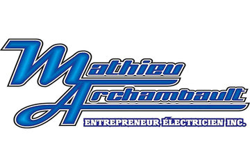Mathieu archambault entrepreneur electricien
