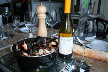 Restaurant PastaPaPa à Joliette: les moules belges