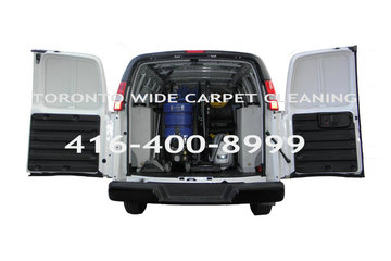 Toronto Wide Carpet Cleaning in unknown: Truck-mount steam cleaning