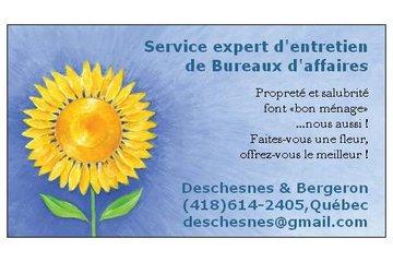 """«Entretien expert de Bureaux d'affaires """"Deschesnes & Bergeron"""""""