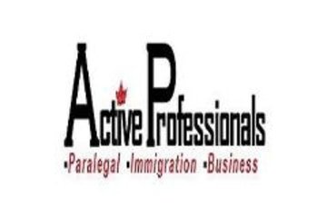 Active Professionals - Paralegal, Immigration & Business Services