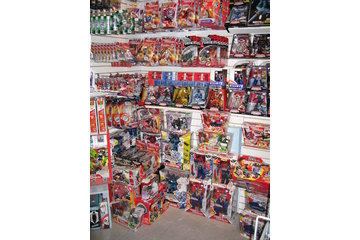 Toys on Fire à Outremont: Toys on Fire Retail Store