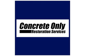 Concrete Only Restoration Services