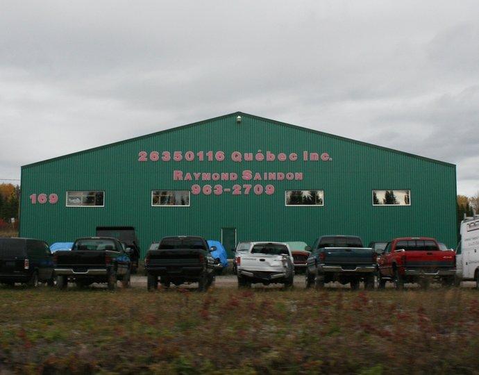 Garage raymond saindon saint jean de dieu qc ourbis for Garage auto l union
