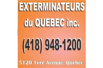 Extermination a Quebec