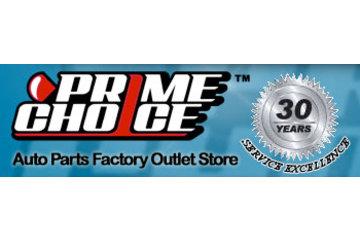 Prime Choice Auto Parts Inc