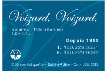 Voizard Voizard Notaires à Sainte-Adèle: Voizard Voizard Notaires