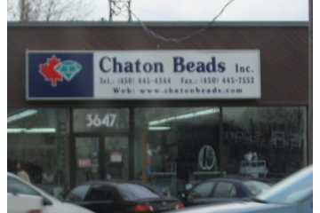 Chaton Beads Inc à Saint-Hubert