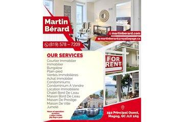 Martin Bérard Courtier Immobilier | Maison de ville in Magog