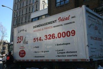 Déménagement Idéal Inc à Montréal