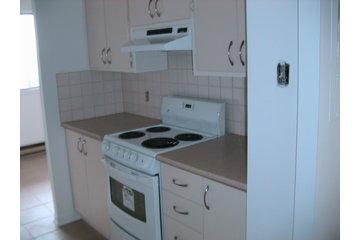 Le Portneuf Appartements in Montréal: cuisine
