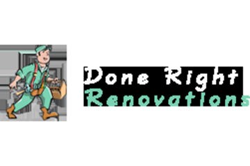 Done right renovations