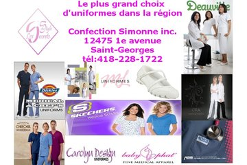 Confection Simonne inc in Saint-Georges