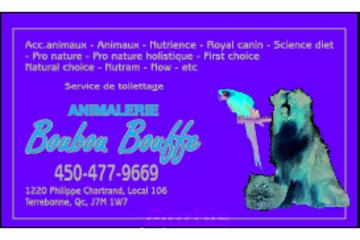 Animalerie Boubou Bouffe à La Plaine