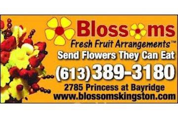 Blossoms Fresh Fruit Arrangements