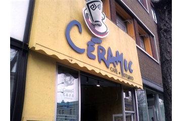 Café-Studio Ceramic à Montréal