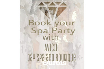 AVICII Day Spa and Boutique in regina