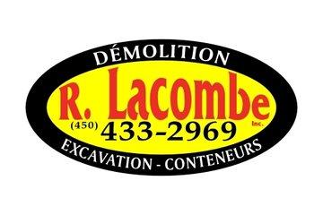R Lacombe Démolition & Frère Inc in Terrebonne: R. Lacombe et Frères démolition inc.  Conteneur Laval