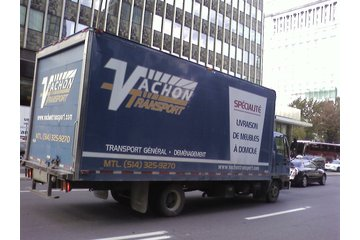 Vachon Transport Inc à Montréal