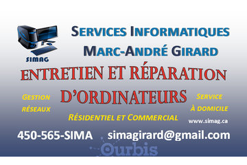 Services Informatiques Marc-André Girard