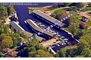 Barrie Aerial Photography - Skies Of Barrie in Barrie: Barrie Marinas - Skies Of Barrie see's them better than most!