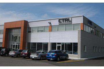 CTRL Informatique Ltée à Québec: Immeuble CTRL
