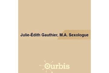 Julie edith Gauthier, Sexologue M.A.
