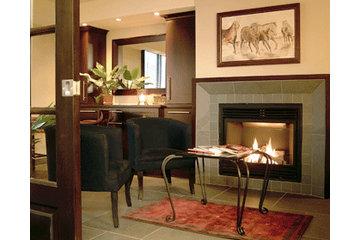 Hotel Le Rivage in Rosemère: le lobby