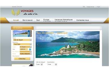 Agence de Voyages Ailes D'Or Inc