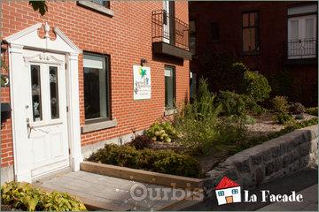 Jeunes Aventuriers Montréal - Clinique d'Orthophonie à Montréal: façade de la clinique
