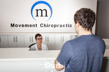 Movement Chiropractic and Wellness à saskatoon: Movement Chiropractic Front Office