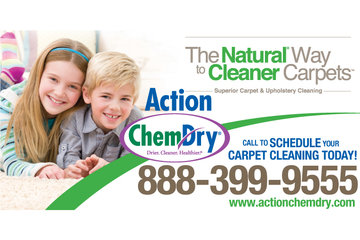 Action Chem-Dry Carpet & Upholstery Cleaning Toronto