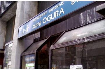 Restaurant Japonais Sushi Ogura à Montréal