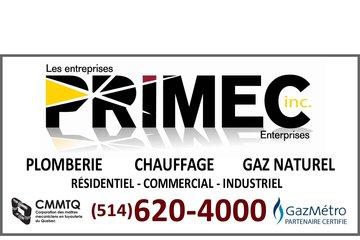 Les Entreprises Primec Inc à Saint-Laurent