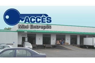Accès Mini Entreposage / Montréal / Entrepôt storage public