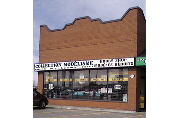 Collection Modélisme à La Prairie
