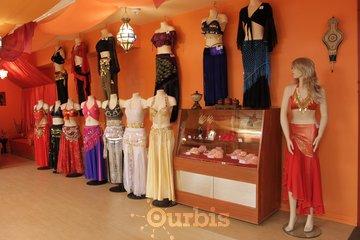 Mélanie Baladi - École/Boutique de danse orientale à Châteauguay: Boutique baladi