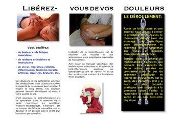 Clinique De Kinesitherapie De La Capitale in Québec: Dépliant-p2